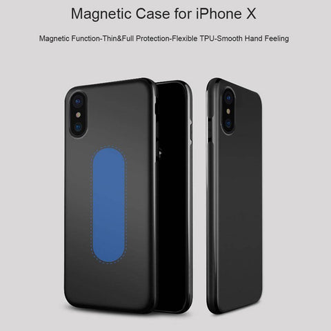 Ultra Thin Magnetic Car Phone Case