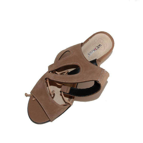 Image of High Thick Heeled Sandals Open toe