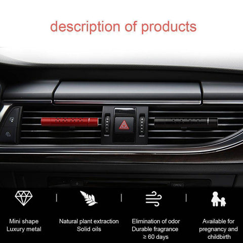 Image of Car Air Freshener Car Outlet Perfume