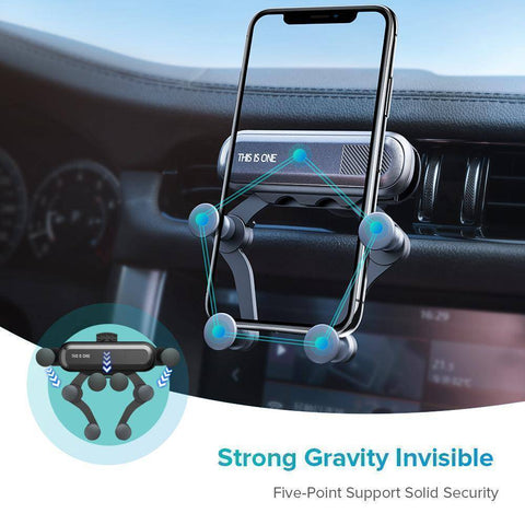 Image of Gravity Car Phone Holder