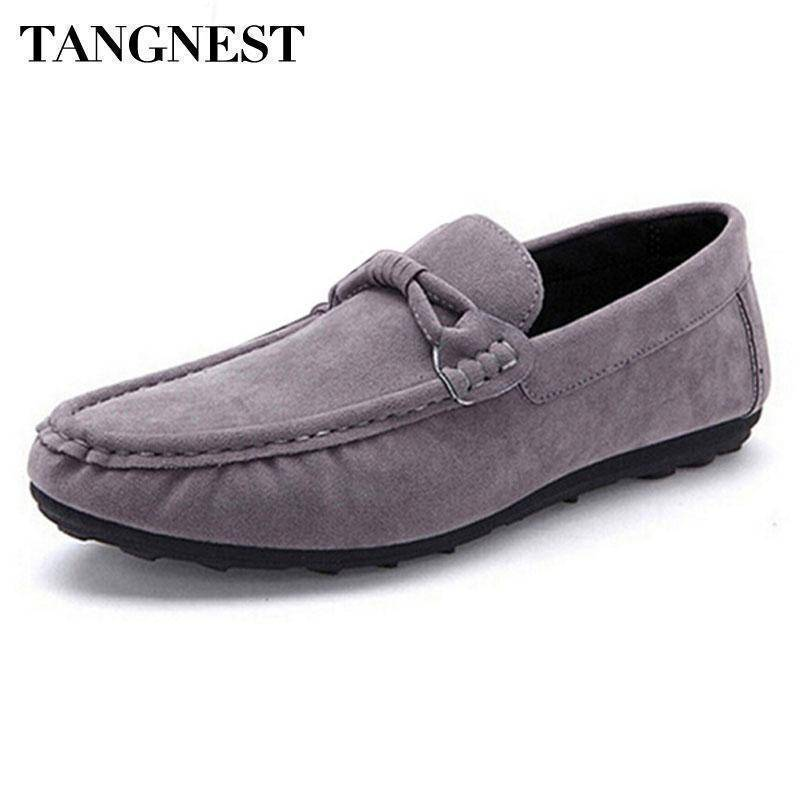 Casual Strap Men Flats