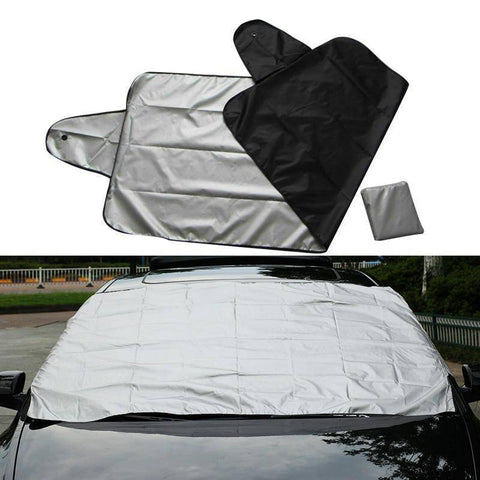 Car Snow Protection