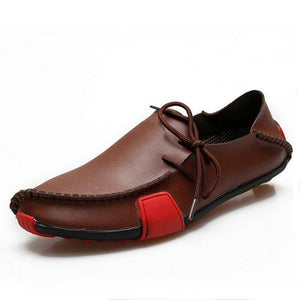 Casual Genuine Leather Moccasins
