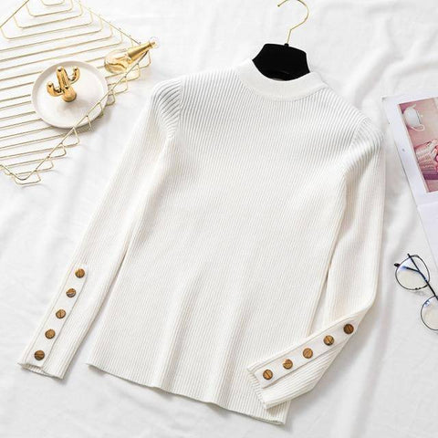 Women Knitted Casual Cashmere