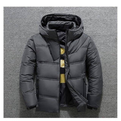 Image of Thermal Thick Winter Coat