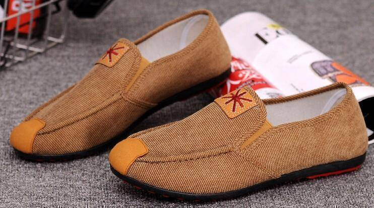 Luxury Solid Loafers
