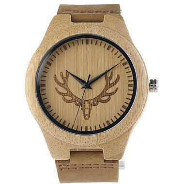 Crypto Women Wooden Watches