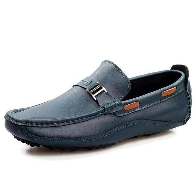 Soft Genuine Leather Loafers