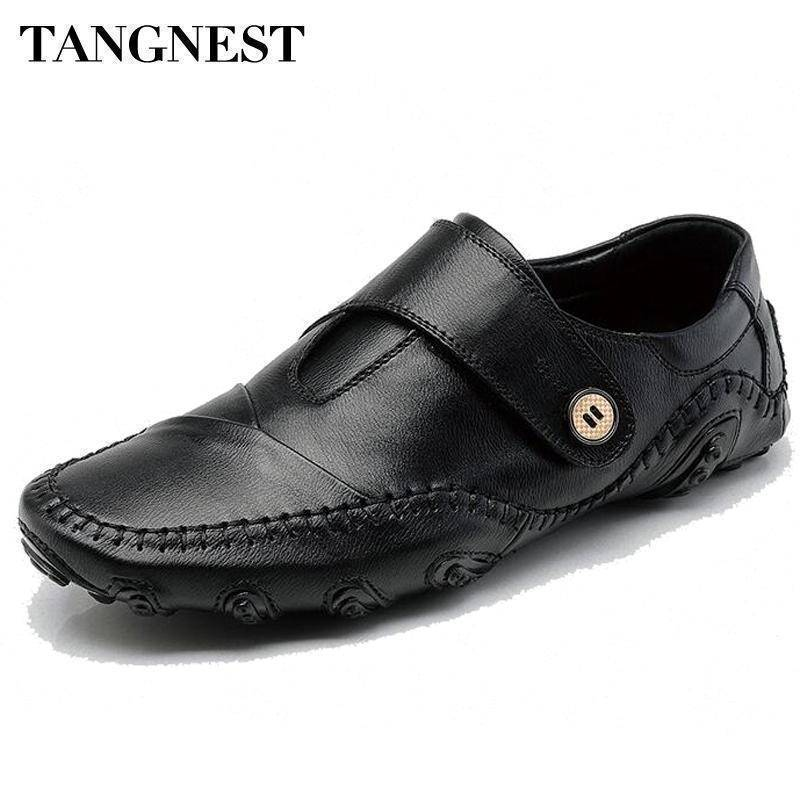 Casual Hand-Made Leather Slip-On