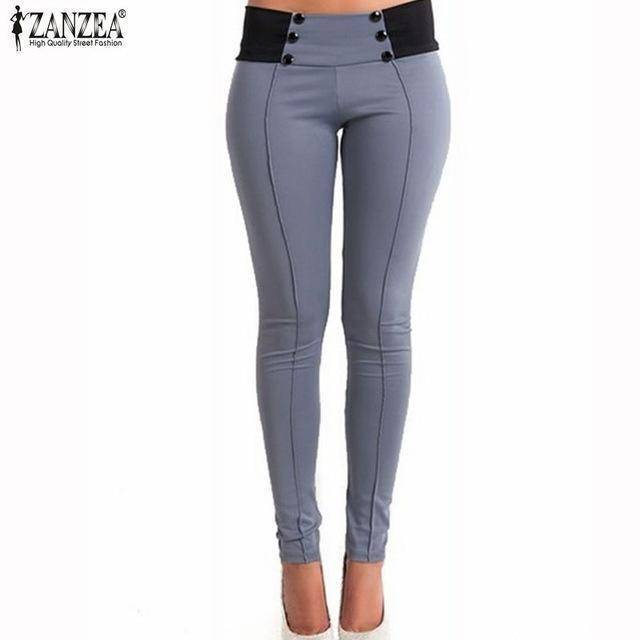 Low Waist Bodycon Pants