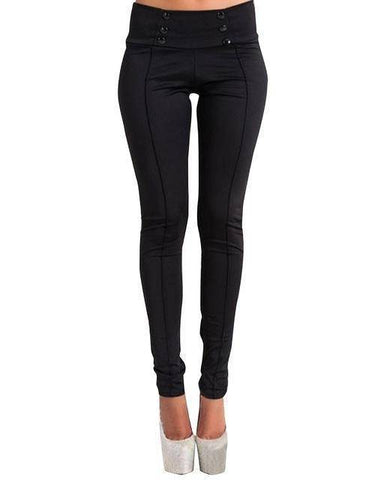 Image of Low Waist Bodycon Pants