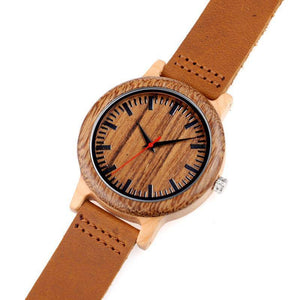 BOBO BIRD WM14 Wenge Wooden Watch for Men
