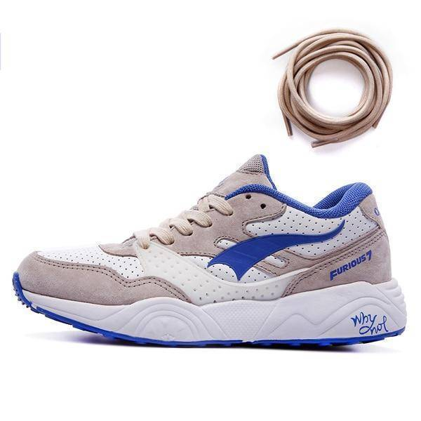Classic Vintage Outdoor Breathable Sneakers