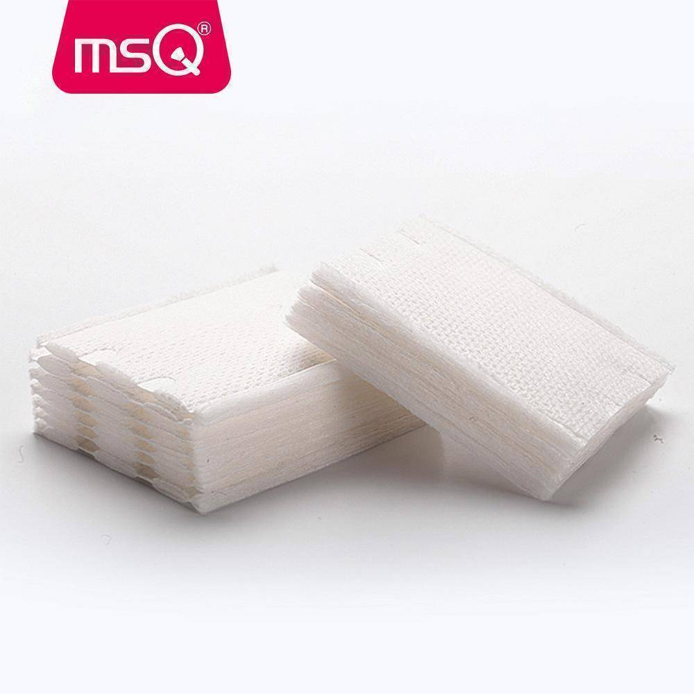 Double-Deck Makeup Remove Cotton Pads