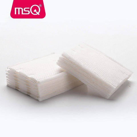 Image of Double-Deck Makeup Remove Cotton Pads