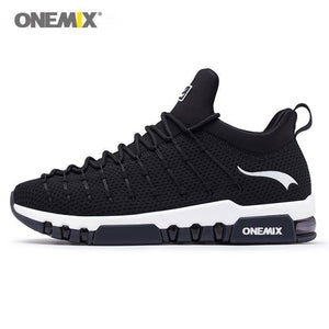Onemix Running Shoes For Men | Women Light Breathable Soft Insole Outdoor trekking Running Sneakers