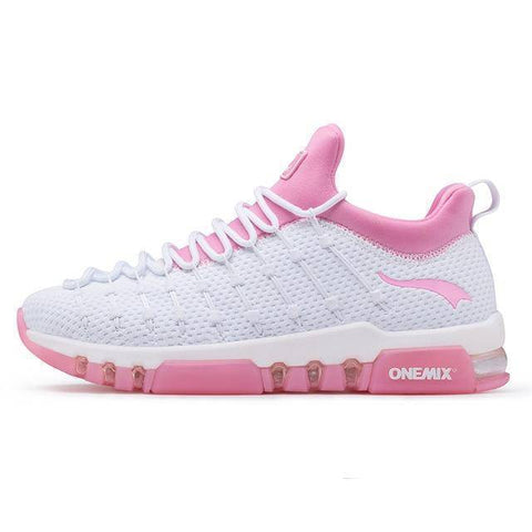 Image of Onemix Running Shoes For Men | Women Light Breathable Soft Insole Outdoor trekking Running Sneakers