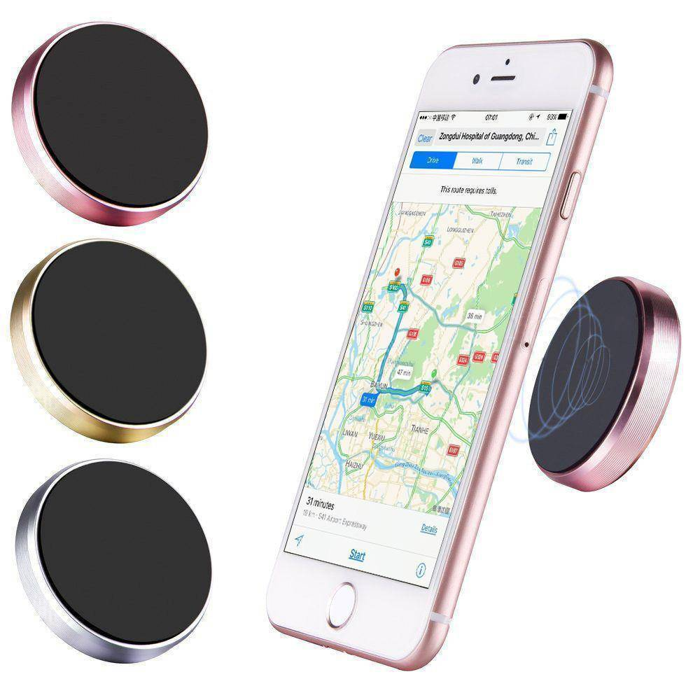 Universal In Car Magnetic Dashboard Cellphone| GPS | PDA Mount Holder Stand