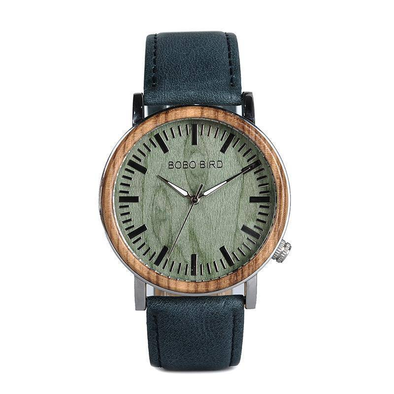 BOBO BIRD WP01 Newest Wooden Metal Watch
