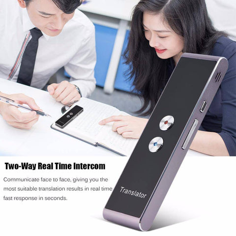 Image of Portable Smart Voice Translator