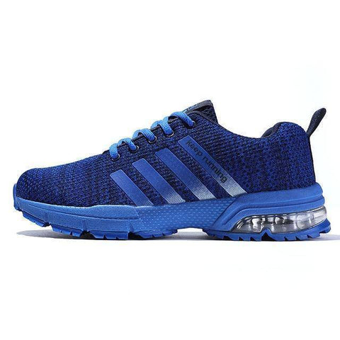 Image of Unisex Comfortable Non-slip Outdoor Sneakers | Trainer Shoes Women | Breathable Good Quality Running Shoes