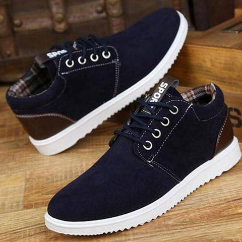 Men British Outdoor Shoes