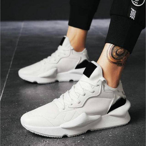 Image of Fashion Lace up Light Men's Sneaker