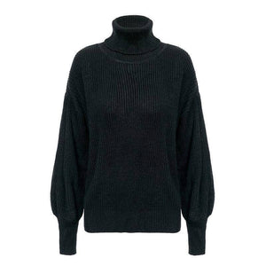 Turtleneck Winter Knitted Sweater