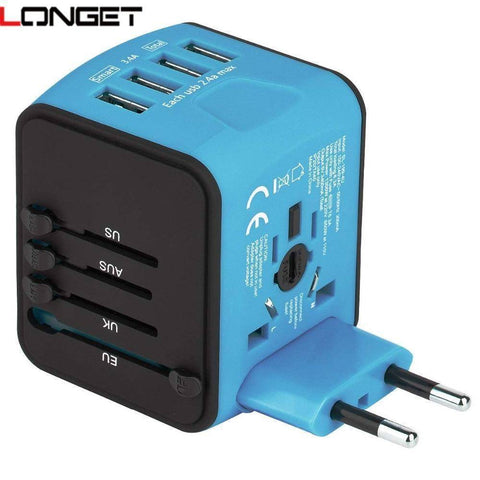 Image of International Power Adapter | Universal Power Socket