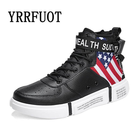 New Fashion Men Shoes High Quality Outdoor Trend Men's Casual Shoes | Comfortable Non-slip Man Flats Sneakers