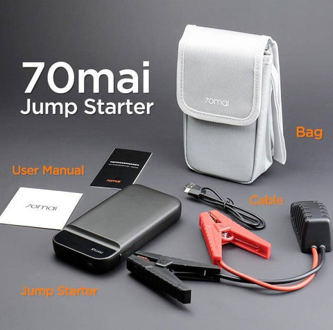 Car Battery Jump Starter - Crypto Fashion House