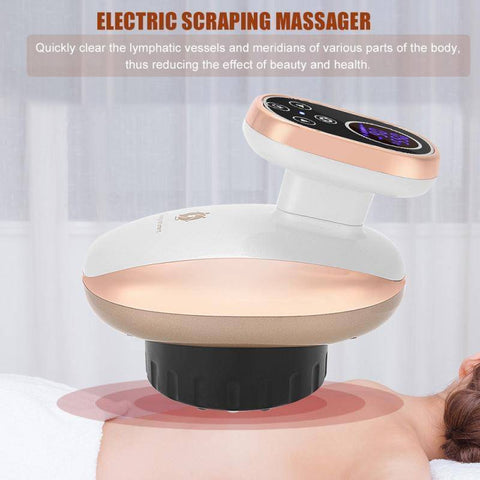 Electric Scraping Rechargeable Massager