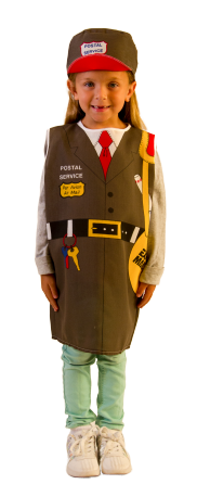 Postal Worker Dress-up
