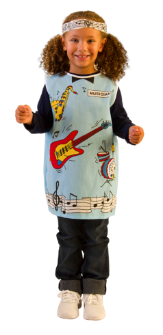 Musician Dress-up