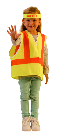 Safety Vest Dress-up