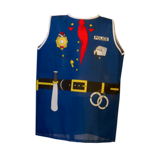 Police Costume Front