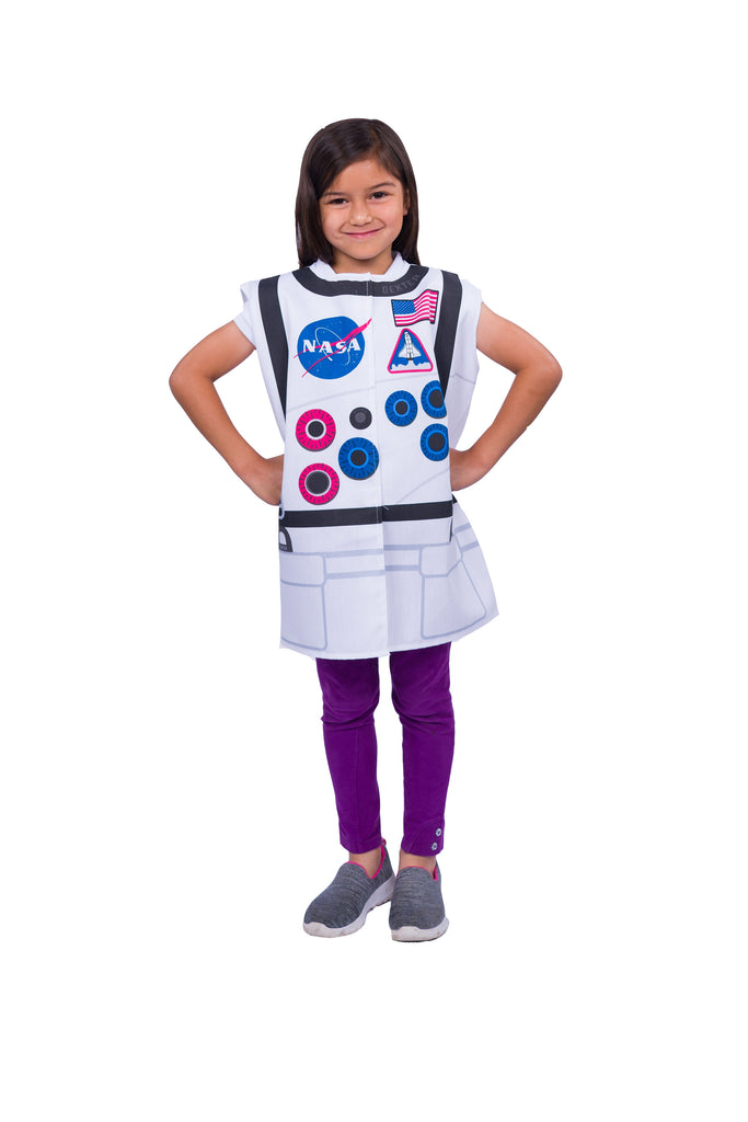 Astronaut Dress Up Costume Age 4-7