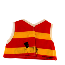 Toy Firefighter Costume Back