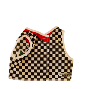 Toy Chef Costume Back