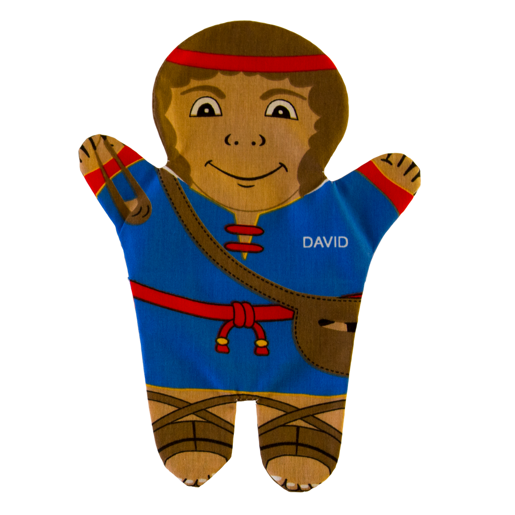 David Puppet Front