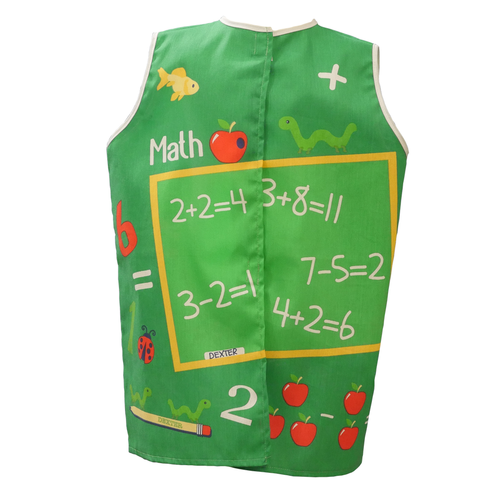 Math Dress-up Costume Age 4-7
