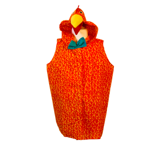 Rooster Costume Front