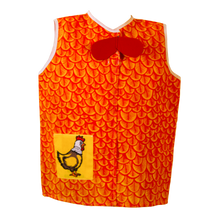 Toddler Chicken Costume Front