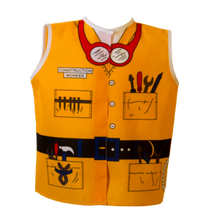 Toddler Construction Worker Costume Front