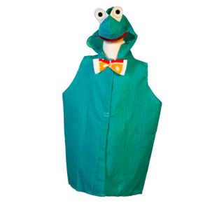 Frog Costume Front