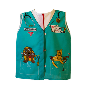 Veterinarian Costume Front