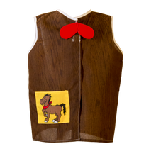 Toddler Horse Costume Front