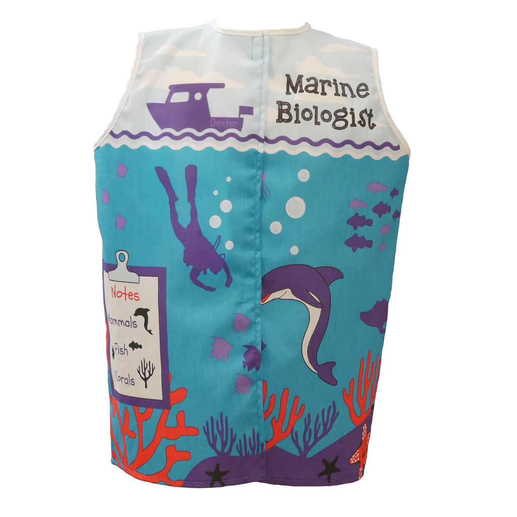 Marine Biologist Dress-up