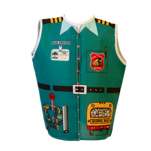 Toddler Bus Driver Costume Front