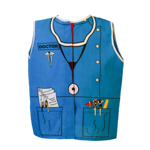 Toddler Doctor Costume Front